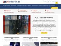 pvcstreifen.de Webseite Vorschau
