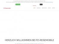 pz-reisemobile.de Webseite Vorschau