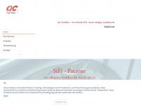 qc-teichfilter.de Webseite Vorschau