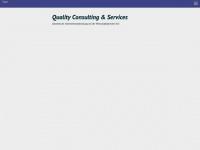 qcs.at Webseite Vorschau