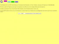 qhps.de Webseite Vorschau