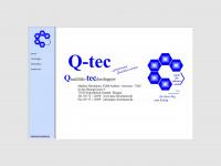 qtec-hirschauer.de Webseite Vorschau