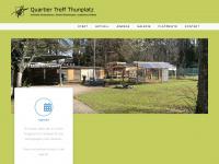 qtt.ch Webseite Vorschau