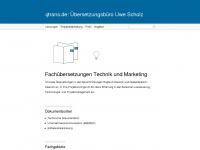 qtrans.de Webseite Vorschau