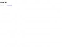 uvtm.de Webseite Vorschau