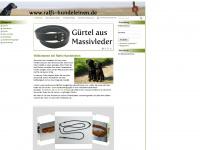 Ralfs-hundeleinen.de