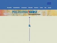 philosophiekunst.com Webseite Vorschau