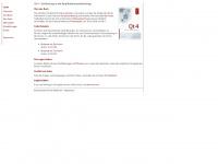 qt4-buch.de Webseite Vorschau