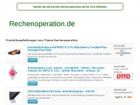 rechenoperation.de