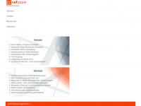 refstore.de Webseite Vorschau