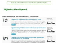 Reifendruck-kontrollsystem.de