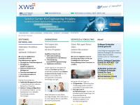 xws.de Webseite Vorschau