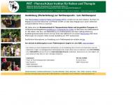 reittherapeutische-ausbildung.de