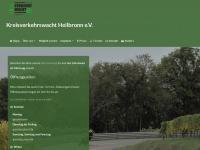 kvw-hn.de Webseite Vorschau