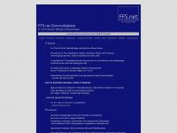 ffs.net Webseite Vorschau