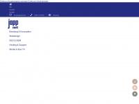 joppnet.de Webseite Vorschau