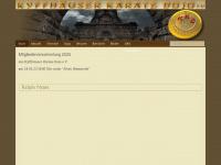 kyffhaeuser-karate.de