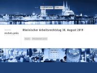 Rheinischearbeitsrechtstage.de