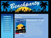 0815beachparty.de Thumbnail