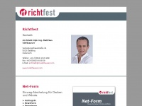 richtfest.at