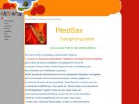 Riedsax.de