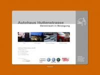 autohaus-huttenstrasse.de
