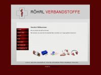 Roehrl-verbandstoffe.de