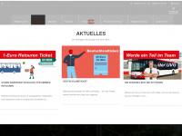 uvg-online.com Webseite Vorschau