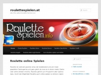 Roulettespielen.at