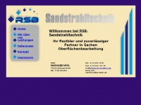 Rsb-sandstrahltechnik.de