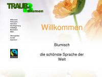 blumentraub.de