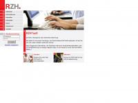 rzh-tax.de Webseite Vorschau