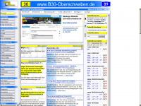 b30-oberschwaben.de Webseite Vorschau