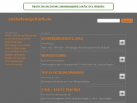 Saebelsaegeblatt.de