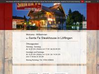 Santa-fe-steakhouse.de