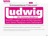 schluesseldienst-filderstadt.de Webseite Vorschau
