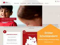 phorms.de Webseite Vorschau