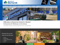 gerhardt-bauzentrum.de