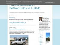 photovoltaikanlagen.blogspot.com Webseite Vorschau