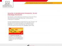 muenstertal.com