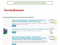 Security-gateway.de