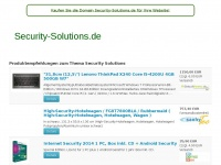 Security-solutions.de