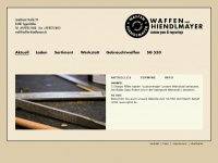Waffen-hiendlmayer.de