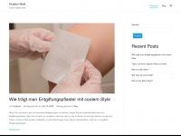 oyabunstyle.de Webseite Vorschau