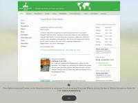 travel-bookshop.ch Webseite Vorschau