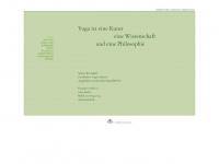 iyengar-yoga-berlin.eu Webseite Vorschau