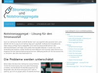 stromerzeuger-notstromaggregate.de