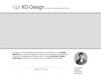 xd-design.info Webseite Vorschau