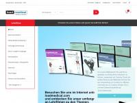 loadmedical.com Webseite Vorschau