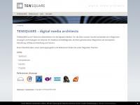 10sq.net Webseite Vorschau
